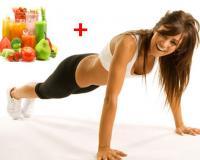правильное здоровое сбалансированное питание